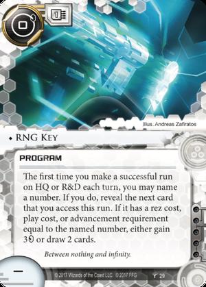 RNG Key