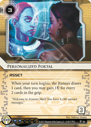 Personalized Portal