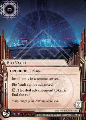 Bio Vault