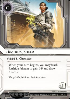 Rashida Jaheem