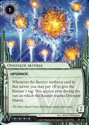 Overseer Matrix