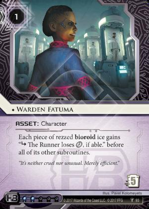 Warden Fatuma