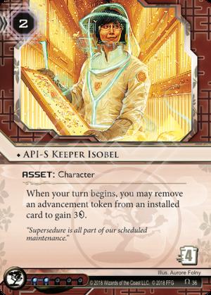 API-S Keeper Isobel
