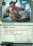 Zealous Judge