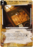 Elder Sign Parchment
