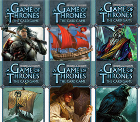 A GAME OF THRONES CHAPTER PACK A JOURNEY/'S END A SONG OF THE SEA CYCLE