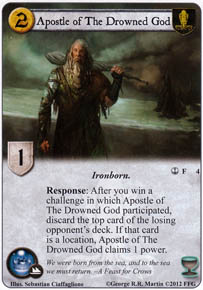 Apostle of The Drowned God