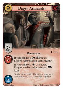 Dragon Ambassador