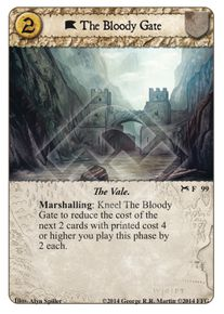 The Bloody Gate