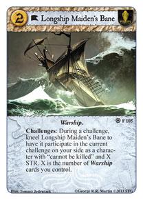 Longship Maiden's Bane