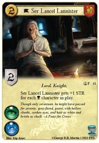 Ser Lancel Lannister