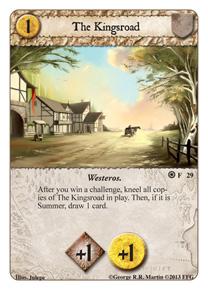 The Kingsroad 29