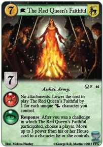 The Red Queen's Faithful