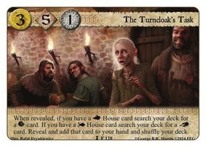 The Turncloak's Task