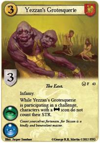 Yezzan's Grotesquerie