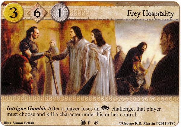 Repas et hébergements Frey-hospitality-lotr