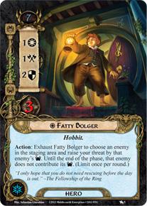 Quels jeux hobbit efficaces, une révolution en terme de deck building Ffg_fatty-bolger-tbr