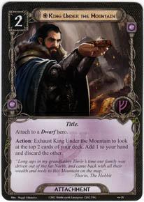 Pourquoi la meule (défausser des cartes depuis le deck) n'est pas grave Ffg_king-under-the-mountain-otd