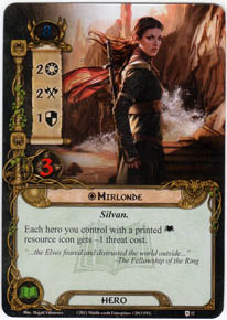 Lord Of The Rings Lcg Response