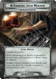 Summons from Mordor