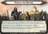 Fortify the Defense