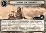 Chased by Easterlings
