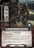 Commander of the Dreadnaught