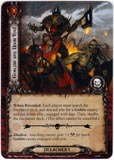 Lord of the Rings LCG 2x Bodyguard of Bolg  #054 On the Doorstep