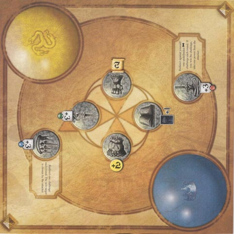 [JCE/LCG] Le Trône de Fer/A Game of Thrones 2nd Edition - Page 4 Meleeboard