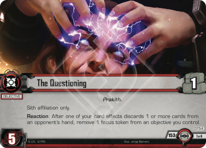 The Questioning