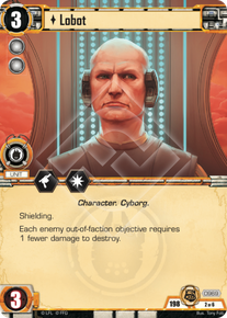 lobot the forest moon star wars lcg star wars card spoilers