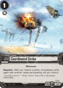 Coordinated Strike