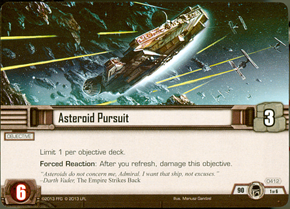 Asteroid Pursuit