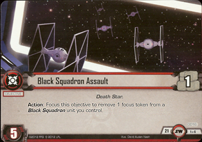Black Squadron Assault