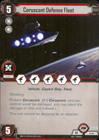 Coruscant Defense Fleet
