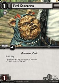 Ewok Companion