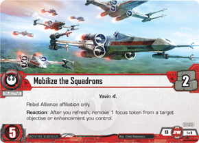 Mobilize the Squadrons