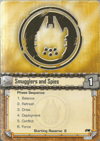Smugglers and Spies