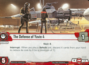 The Defense of Yavin 4