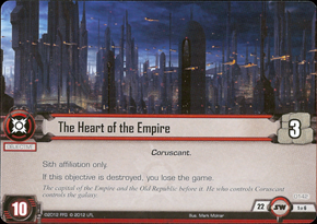 The Heart of the Empire