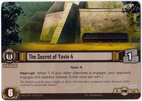 The Secret of Yavin 4