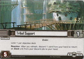 Tribal Support