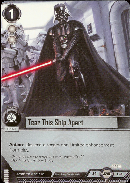 Tear This Ship Apart
