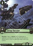 Salvage Operation