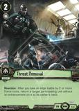 Threat Removal