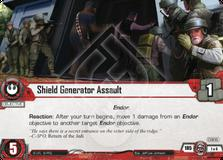 Shield Generator Assault