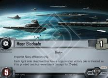 Moon Blockade