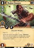 Wookiee Champion
