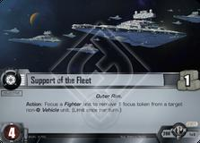 Support of the Fleet