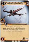 Renegade Squadron X-Wing